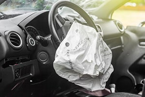 How to remove airbag from the steering wheel
